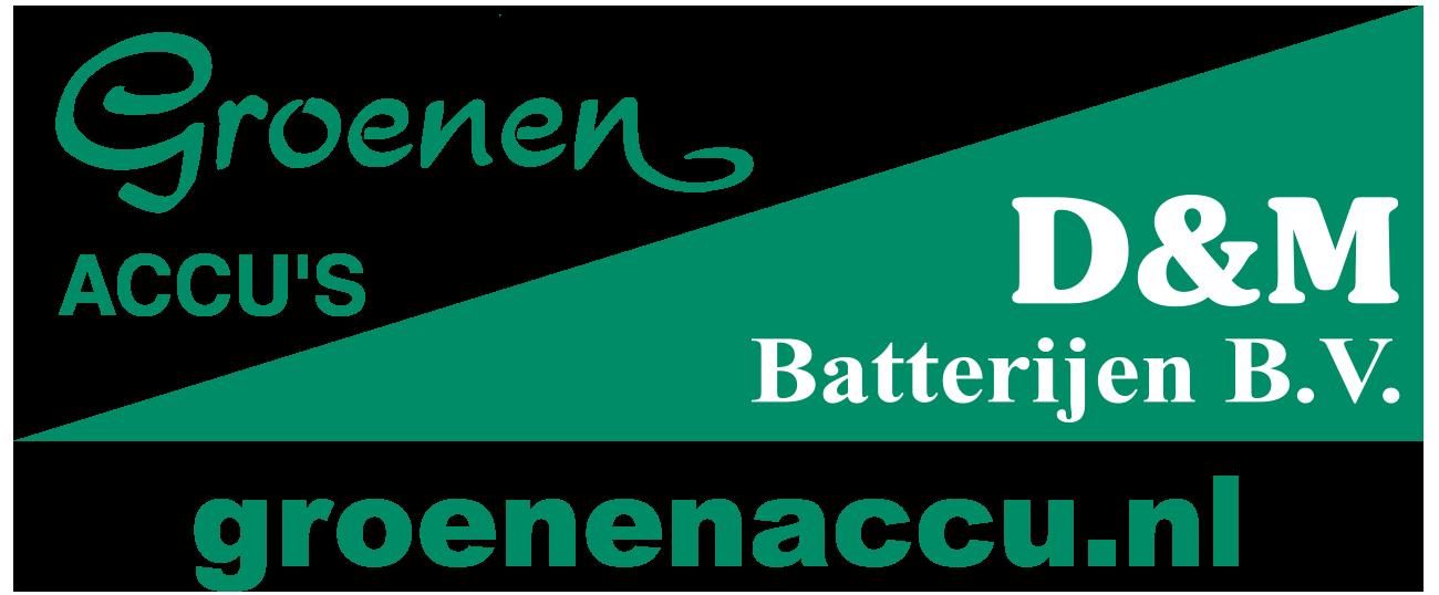 Groenen Accu's Logo